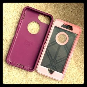 Otter box fit for IPhone 6 and 7